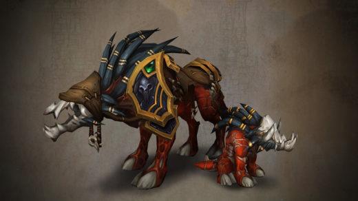 World of Warcraft: Legion - Питомцы