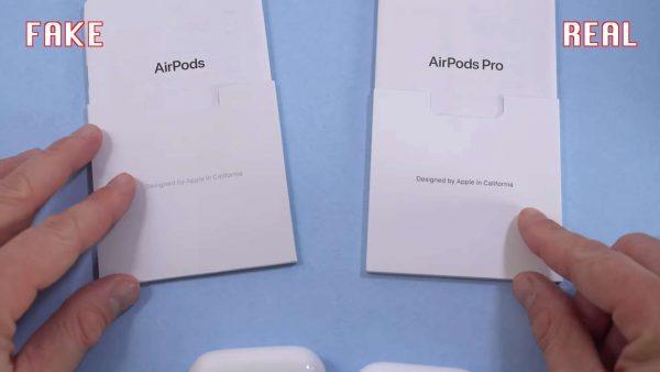 Apple Airpods Pro настоящее руководство пользователя
