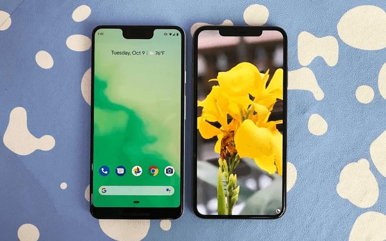 Характеристики и цена: Google Pixel 3 XL и Apple iPhone XS MAX